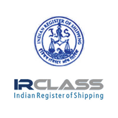 Logo of Indian Register of Shipping