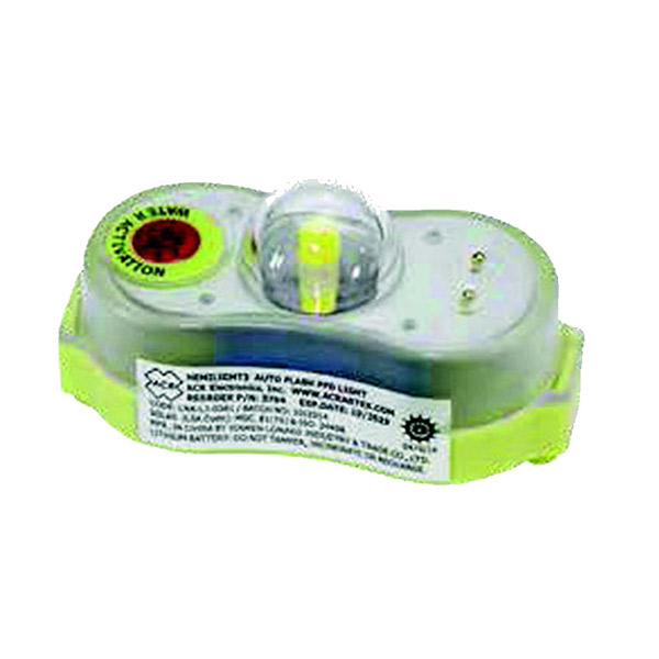 ACR, Artex, Automatic Survivor Locator Light