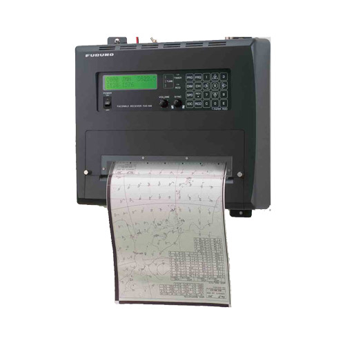 Weather Fax Receiver, FAX-408