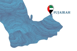 Map of Moloobhoys Fujairah Branch