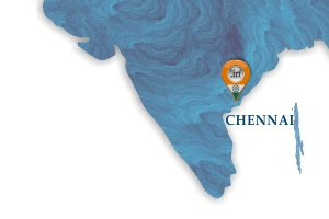 Map of Moloobhoys Chennai Branch