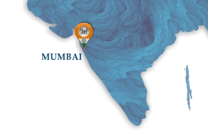 Map of Moloobhoys Mumbai Branch