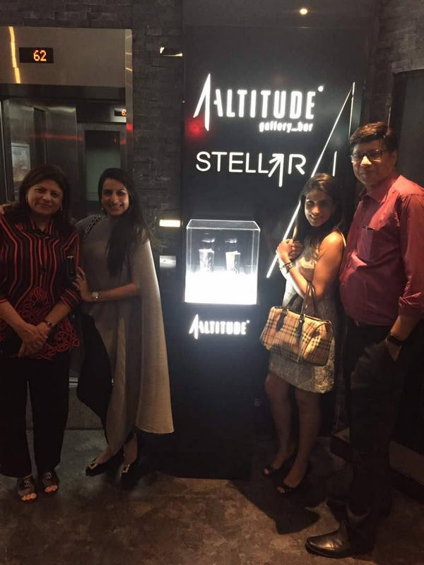Furuno sponsored CIRM dinner in Singapore at ONE Raffles Place