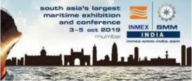 Appreciation letter from INFORMA EXHIBITIONS INDIA, organiser of INMEX | SMM