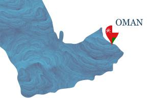 Map of Moloobhoys Oman Branch